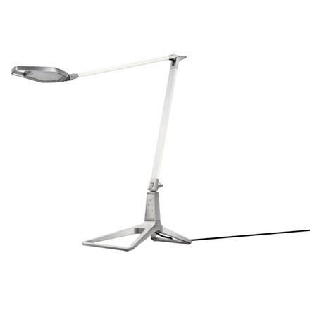 Bordlampe Leitz Smart LED Style arktisk hvid