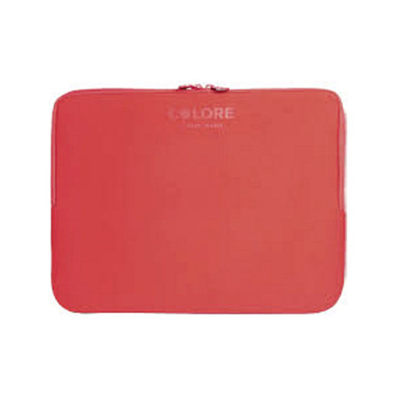 """Sleeve Colore t/Notebook 13-14"""" rød"""