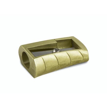 Blyantspidser EDGE dobbelt guld