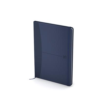 5 stk Notesbog Oxford A5 Office Signature blå linieret