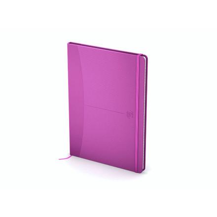 5 stk Notesbog Oxford A5 Office Signature pink linieret