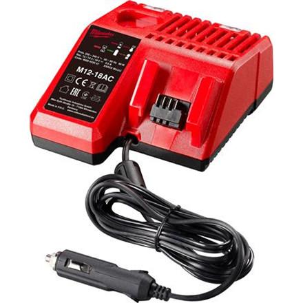 Billader til alle M12 og M18 REDLITHIUM-ION™ batterier
