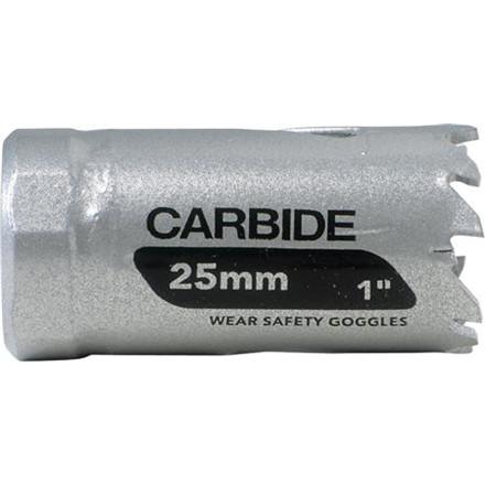 Hulsav hårdmetal 73 mm uden holder/bor