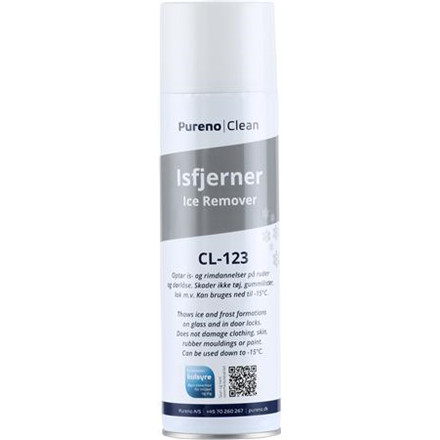 Isfjerner spray 500 ml
