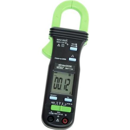 Tangampermeter Elma 3038 digitalt