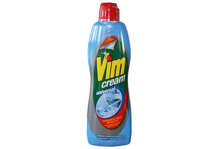 750 ML VIM CREAM FRESH BLUE