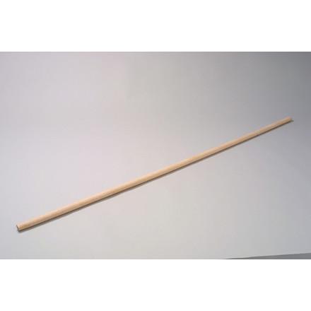 Kosteskaft Træ 150 cm 25 mm
