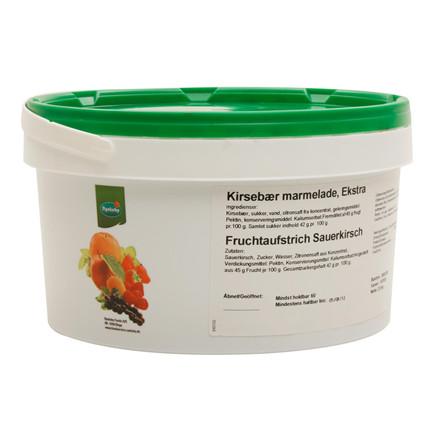 Marmelade Kirsebær 2,5 kg
