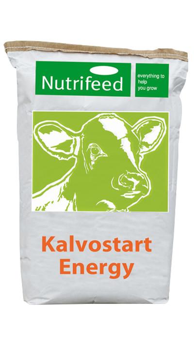 25 Kg Kalvostart Energy