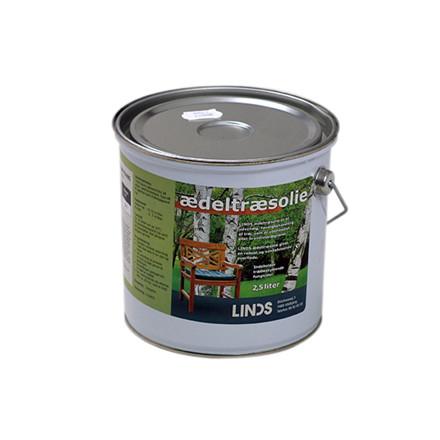 Ædeltræsolie 2,5 Liter