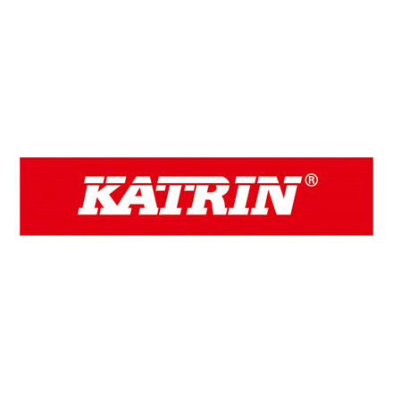 Affaldskurv Katrin Waste Bin sort plast 50l 92285