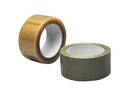 66 Meter 36 ruller Tape PP28 acrylic klar 48mmx66m støjsvag