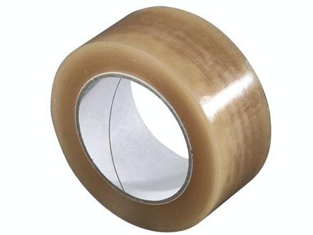 66 Meter 36 ruller Tape PVC32-s klar 48mmx66m