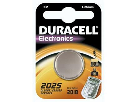BATTERI DURACELL ELECTRONICS 2025 1STK/P