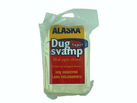 12 stk Dugsvamp m/ægte skind Alaska