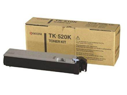 LASERTONER KYOCERA TK520K FS-C 5015/FS-C