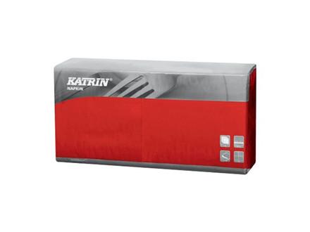 1.000 STK SERVIETTER KATRIN 1/4 FOLD 3-L - C196544