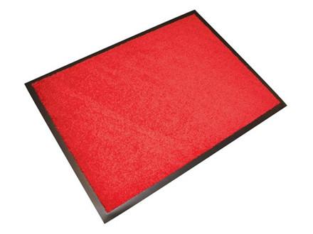 Måtter Serie 560 rød PP 80x120cm