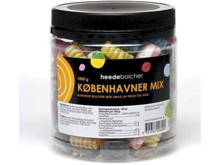 BOLCHER KØBENHAVNERBLANDING HEEDE BOLCHE