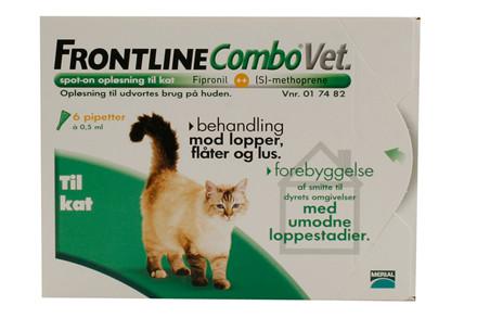 Loppemidler til kat