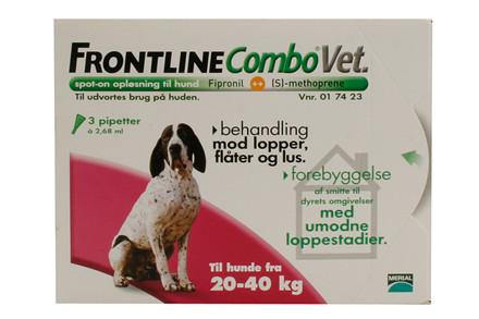 Loppemidler til hund