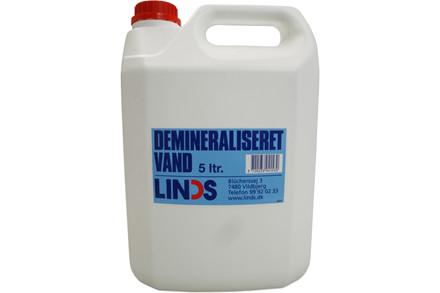 Demineraliseret vand