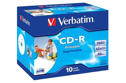 Verbatim CD-R / CD-RW