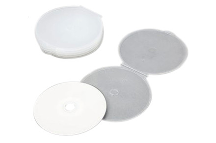 CD/DVD round/shell case
