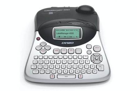 Tekst-/labelmaskiner