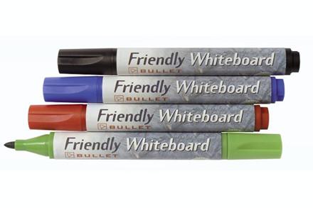 Whiteboardmarkere og tilbehør