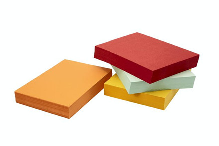 Kopipapir farvet A4