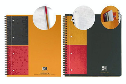 Oxford International notebook