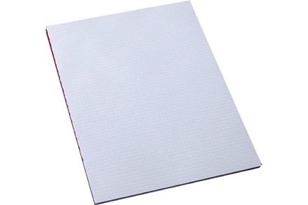 Standardblok A4 hvid