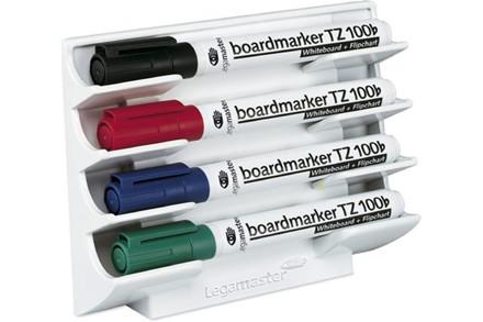 Whiteboard penneholdere