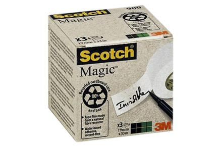 Kontortape Scotch Miljø
