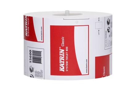 Toiletpapir Katrin System
