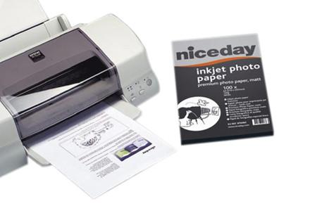 Inkjet Fotopapir