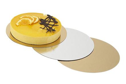 Kagepap ekstra kraftig guld
