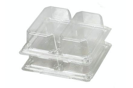 "Plastbakke ""smørrebrød""/""flutes"""