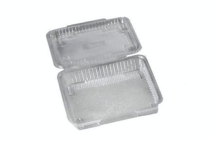 Plastbakke kager