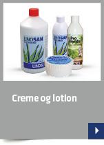 Creme og lotion