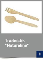 "Træbestik ""Natureline"""