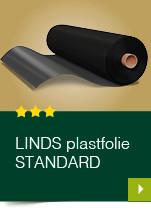 LINDS Plastfolie Standard