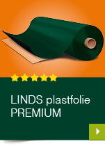 LINDS Plastfolie Premium