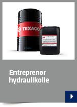 Entreprenør hydraulikolie