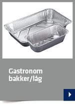 Gastronom bakker/låg