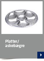Platter/askebægre