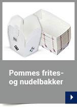 Pommes fritesbakker / nudelbakker