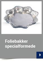 Foliebakker specialformede