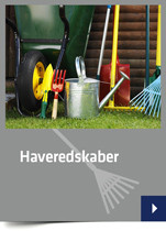 Haveredskaber m.m.